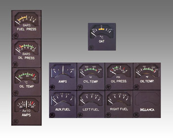 169CL Cluster Gauge Kits